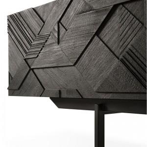detalle estructura mueble tv Graphic Ethnicraft