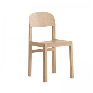 silla Workshop chair roble Muuto