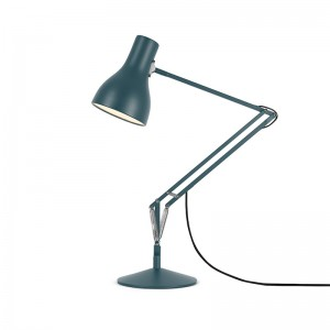 lampara Type 75 desk lamp Anglepoise slate grey