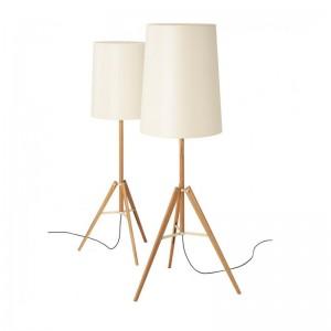 lámparas de pie Tripod Carpyen