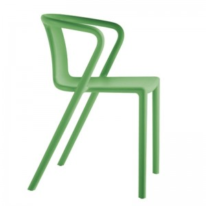 Air Armchair color verde