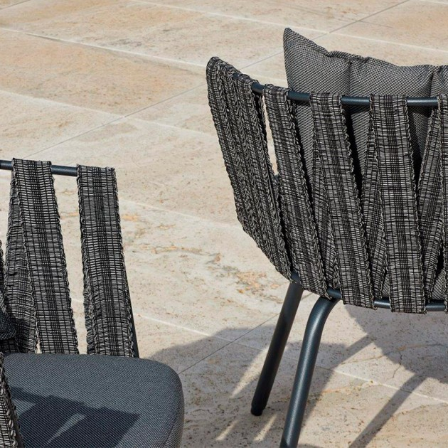 detalle silla Anthea plumet Indecasa