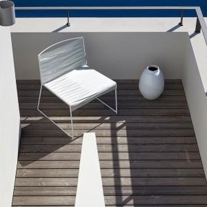 exterior silla lounge Espiga Indecasa