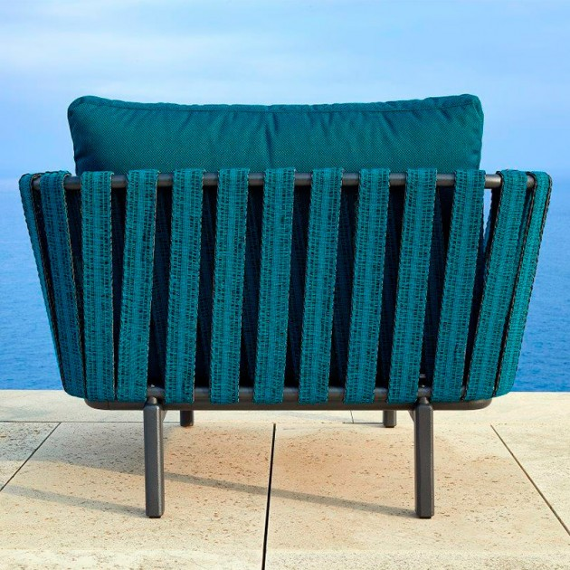 respaldo Easy chair Anthea Indecasa