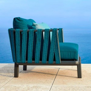 perfil Easy chair Anthea Indecasa