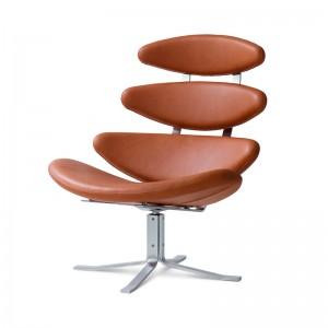 Corona chair Fredericia piel