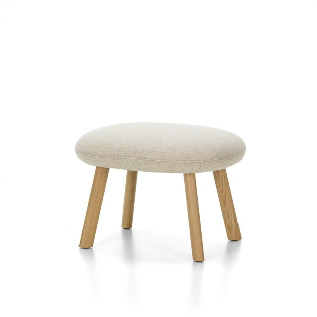 ottoman HAL lounge chair Vitra