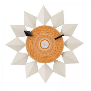 reloj Diamond Markers Clock Vitra