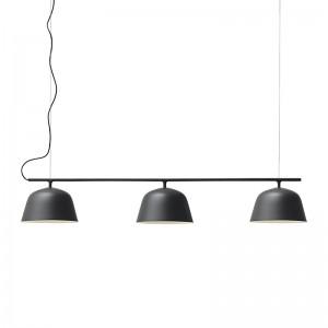 Ambit Rail Lamp Black de Muuto en Moises Showroom