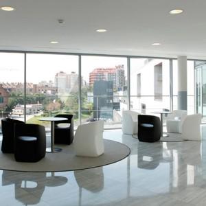 sala recepción Butaca OM basic Mobles 114