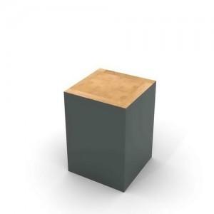 Taburete Block - UNIVERSO POSITIVO
