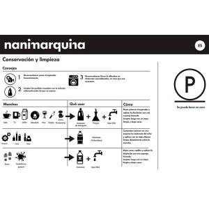 cuidados Alfombra Earth Nanimarquina