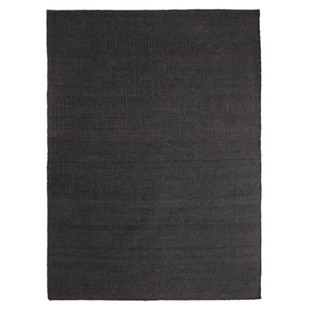 Alfombra Vegetal color negro Nanimarquina
