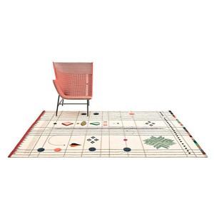 Ambiente alfombra Rabari 1 Nanimarquina