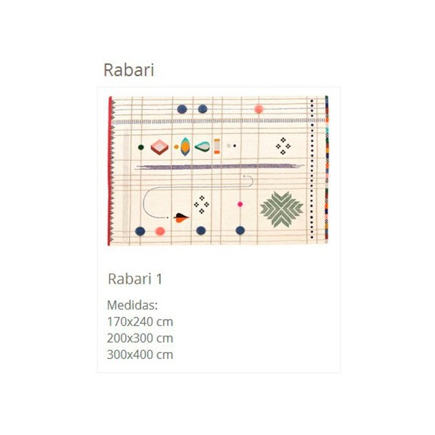 dimensiones Alfombra Rabari 1 Nanimarquina