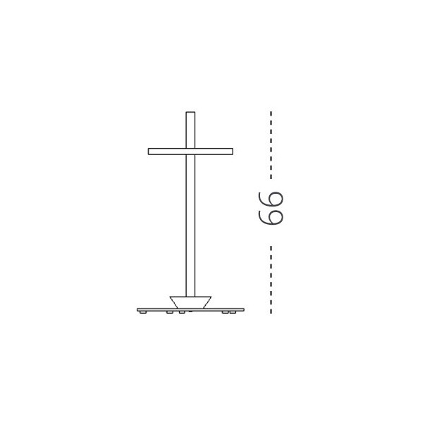 dimensiones Paragüero Mobles 114 Taiga