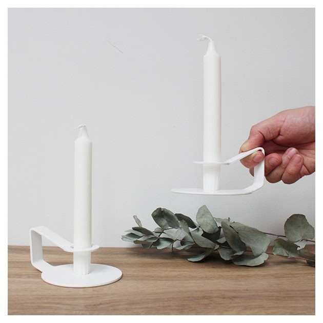 Nocto Candlestick  Normann Copenhagen