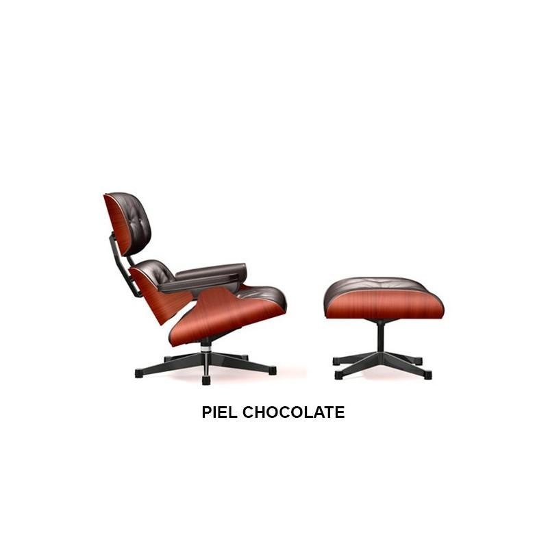 Lounge chair y ottoman cerezo vitra moises showroom - Sillas vitra precios ...