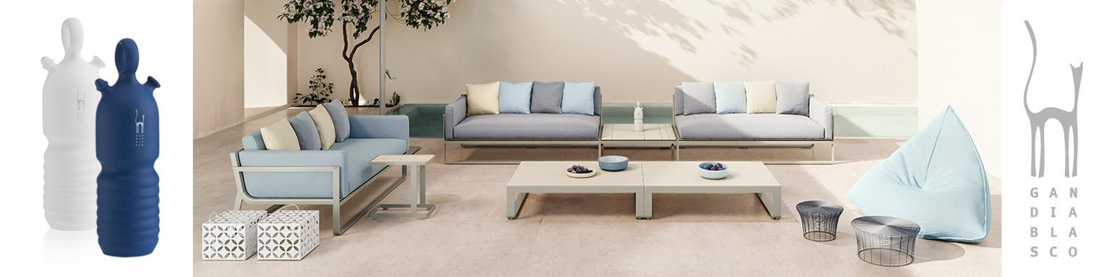 Muebles de exterior Gandía Blasco ¡Redescubre tus espacios de exterior!